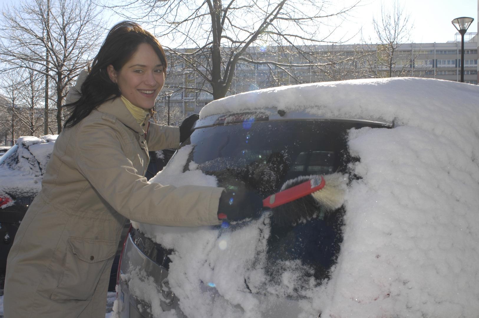 Fehler beim Fahren im Winter vermeiden